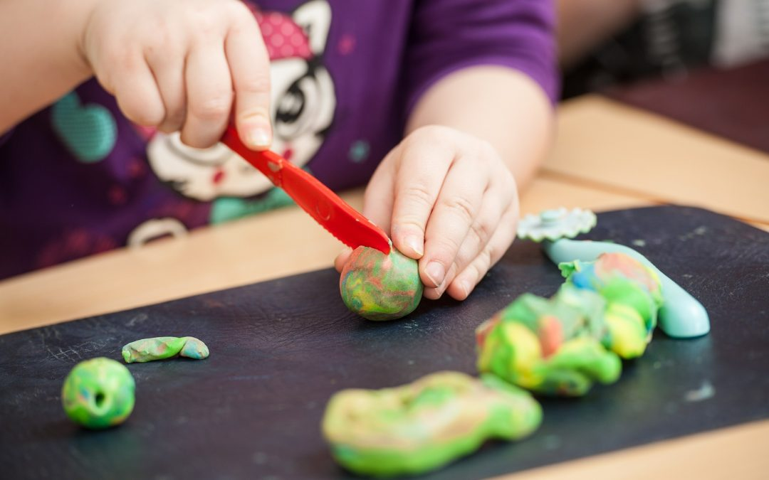 For Play's Sake: Emergent Fine Motor Skills